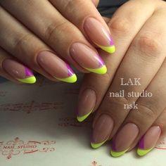 Nail Shapes - My Cool Nail Designs Round Nails, Oval Nails, Beautiful Nail Designs, Cute Nail Designs, Edge Nails, Nail Candy, Hot Nails, Creative Nails, Perfect Nails