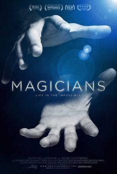 Equal parts awe-inspiring and heartbreaking, MAGICIANS captures the world of professional magic and the challenges that come with seeking illusory fame in a business where being sawed in half is the norm. The film follows four magicians on and off stage, exploring why they so passionately dedicate their lives to the craft of illusion. From the most humbling of road gigs to the grandest performances, from finding love to terrible personal loss, their journeys reflect the elation and struggle…