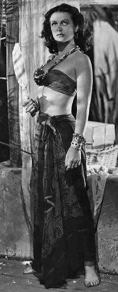 Hedy Lamarr as Tondelayo