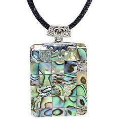 Sterling Silver Shell Pendant - Abalone (Jewelry) http://www.amazon.com/dp/B005E13W2I/?tag=pindemons-20 B005E13W2I