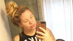 """Kailyn Lowry Drops Bombshell About 3rd Pregnancy: I Didn't Think It Could Happen Again https://tmbw.news/kailyn-lowry-drops-bombshell-about-3rd-pregnancy-i-didnt-think-it-could-happen-again  Kailyn Lowry recently got super real about pregnancy #3. The star not only revealed she & Chris Lopez didn't use protection, but shared WHY — she was told she'd need IVF if she ever wanted another baby!When Kailyn Lowry, 25, first revealed her pregnancy back in February , she stated it was a """"choice"""" she…"""