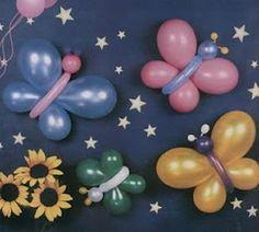 Veja como a arte com balões pode ser o detalhe que você estava precisando em sua festa. Confira as dicas e veja como é fácil fazer! As borboletinhas feitas com balões podem dar aquele toque especial que sua festa precisa para ficar diferente e atrativa. Por isso, trouxemos para você este passo a passo que …