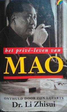 Het prive-leven van Mao, door dr. Li Zhisui