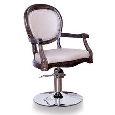 Royal styling chair from Salontec