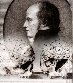 Austrian physician Franz Joseph Gall (1758-1828), who pioneered the notion that different mental functions are indeed located in different parts of the brain.
