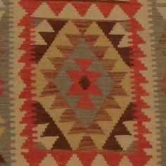 Herat Oriental Afghan Hand-woven Vegetable Dye Tribal Wool Mimana Kilim Runner (2'8 x 8'3)