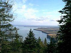 Cape Blomidon, Nova Scotia My absolute favourite place on earth.