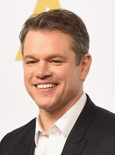 Actor/producer Matt Damon attends the 89th Annual Academy Awards Nominee Luncheon at The Beverly Hilton Hotel on February 6, 2017 in Beverly Hills, California.