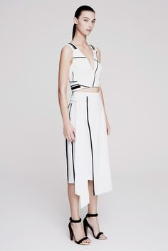 Josh Goot | Resort 2015 Collection | Style.com