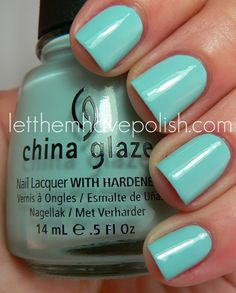 China Glaze — Kinetic Candy (Electropop Collection | Spring 2012)