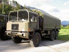 ▐ Saurer 10DM выпускались на автомобильном заводе в основном для вооруженных сил, 10DM Swiss Cars, Offroad, Army History, Trucks, Military Vehicles, Old Things, Fifth Wheel, Bern, Autos