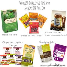 #Whole30 Challenge Tips and Snacks On-The-Go http://www.usalovelist.com/whole30-paleo-snacks-go/?utm_campaign=coschedule&utm_source=pinterest&utm_medium=Sarah%20Wagner%20(American%20Made%20Products)&utm_content=Whole30%20Challenge%20Tips%20and%20Snacks%20On-The-Go all #MadeinUSA