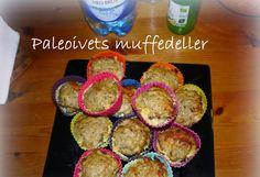 Paleolivet: Muffin frikadeller med æble og basilikum, Paleo - Også kaldet Muffedeller.