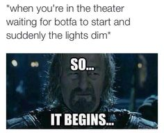 """""""So it begins...""""<- Battle stations...←I was jimping in my seat, and then, I froze 