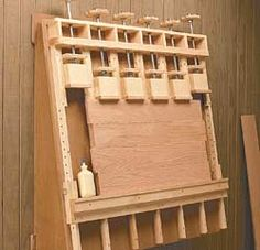 awesome glue up station