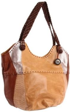 7ada7e47ca The SAK Women s Indio tote has a fun