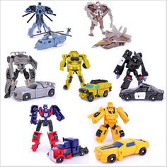 1PC Transformation Kids Classic Robot Cars Toys For Children Action & Toy Figures FW061 #>=#>=#>=#>=#> Click on the pin to check out discount price, color, size, shipping, etc. Save and like it!