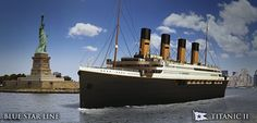 Titanic II, an updated, modernized version of the tragic White Star liner, will finally launch in 2018, promises Australian billionaire Clive Palmer.
