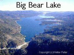 Big Bear Lake,Ca.