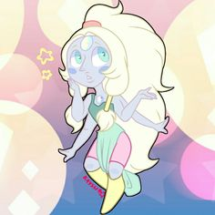 Cutie Pie Opal /Steven Universe/