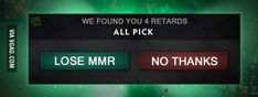 Mid or feed. Applies to both dota 2 and LoL.