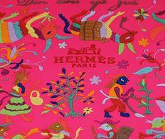 Otomi Textiles Hermes scarf