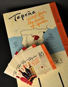 CF Napa Brand Design - Tapeña Regional 2010 - CF Napa