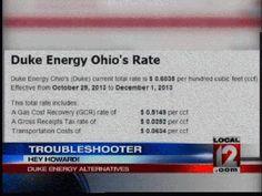 Howard Ain, Troubleshooter: Duke Energy Alternatives -  Local 12 WKRC-TV Cincinnati - News - Local 12 News