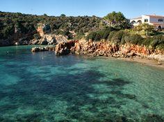 Es Canutells - Island of Menorca, Spain.