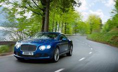 2013 Bentley Continental GT Speed 600hp