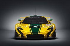 McLaren Automotive - McLaren P1™ GTR