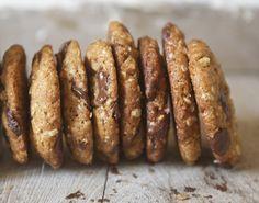 קרן אגם: עוגיות חמאת בוטנים, שוקולד ושיבולת שועל