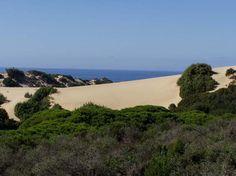 A beach I really love. Piscinas, Sardinia, Italy