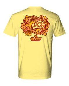 Cali State of Mind Mens Heavyweight Tank Top Printed On Shaka Wear Tee