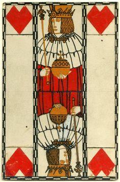 Carl Otto Czeschka for the Wiener Werkstätte, 1907.