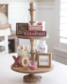 Nice 47 Cute Valentines Craft Home Decorating Ideas. More at https://trendecorist.com/2018/02/12/47-cute-valentines-craft-home-decorating-ideas/
