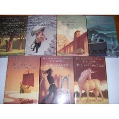 The Chronicles of Narnia...loved reading these to my school kids