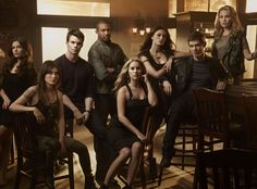 #TheOriginals comes back on tonight. All these good shows, yet I'm at work, so I'm missing them