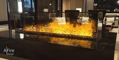 Fireplace for bar, lobby, hotel, restaurant