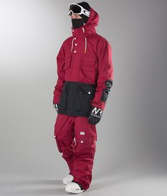 http://www.ridestore.de/colour-wear-shelter-jacka-snow-burgundy