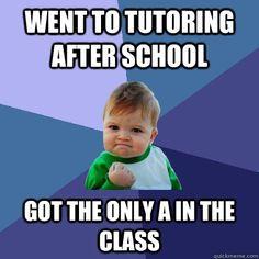 "Make memes for your classroom! ""Success Kid"" | quickmeme »"