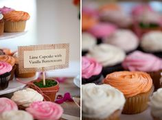 Lime Cupcakes, Gluten Free Bakery, Girls Shopping, Baked Goods, Vanilla, Place Card Holders, Wedding Ideas, Baking, Bread Making