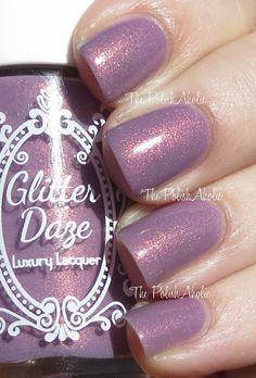 The PolishAholic: GlitterDaze Fall 2013 Era of Elegance Collection - Poised