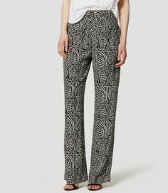 Primary Image of Leafy Trousers