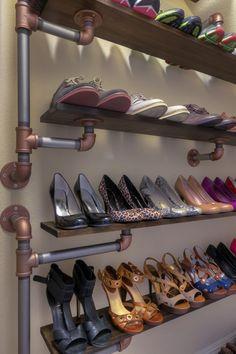 Das Schuh-Chaos beseitigen