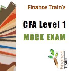 CFA Level 1 Mock Exam