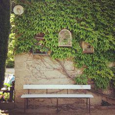 le jardin  www.lafermedessablons.fr