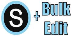Bulk Edit in Schoology - Make Big Changes Fast: http://t.sch.gy/5Vm9306J4JR via Schoology Ambassador Cathie Gillner's Mobile Tech Teacher Blog #edtech #LMS #SchoologyAMB