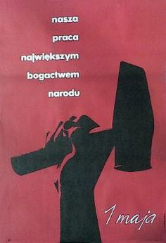 The largest collection of Polish posters Communist Propaganda, Polish Posters, Good Old Times, Art School, Nostalgia, Graphic Design, Movie Posters, Design History, Eastern Europe