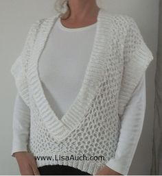 Crocheted Top Patterns FREE